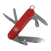 Нож перочинный Victorinox Tinker Small Red 84 мм 8 функций Красный